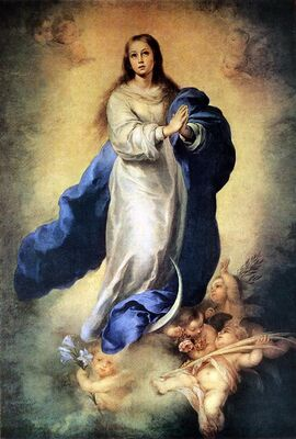 Immaculate mary