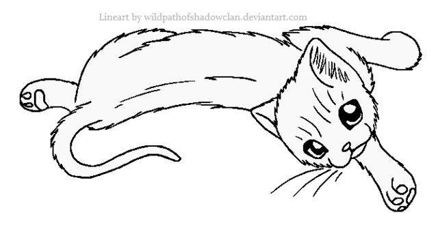 File:Stretch lineart by wildpathofshadowclan-d2xumgs.png