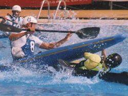 Canoa-polo