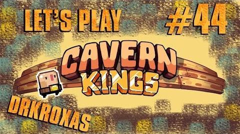 Let's Play Cavern Kings - Episode 44 New Start