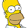 File:Homer head shot.png
