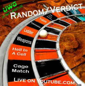 UWO Random Verdict Poster