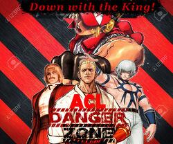 Danger Zone 17 Poster
