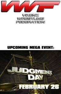 VWF Judgment Day