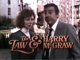 Law and harry mcgraw