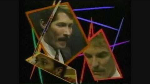 The Edge of Night Opening Credits (1956-1984)