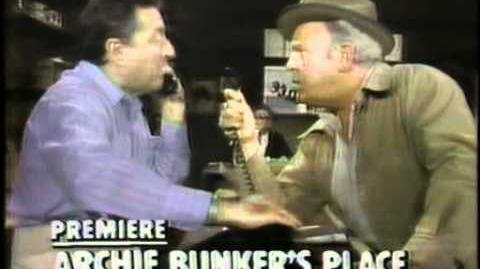 Archie Bunkers Place & 60 Minutes Promo (1979)
