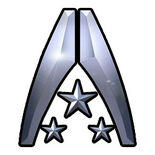 Systems alliance navy symbol
