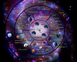 Multiverse-map