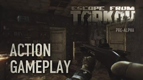 Escape from Tarkov - Action Gameplay Trailer