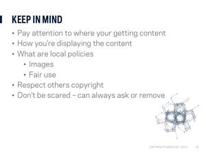 Copyright webinar Slide37