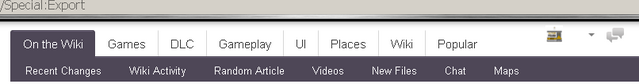 File:How it looked with the old top bar hidden.PNG