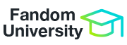 Fandom University logo main page