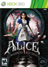 Alice Madness Box