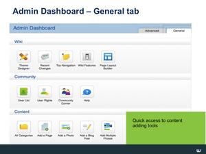 Admin dashboard webinar Slide19