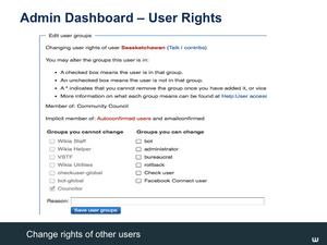 Admin dashboard webinar Slide16