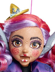 SDCC 2016 Mattel Exclusive Ever After High Cedar Wood Marionette Doll 007