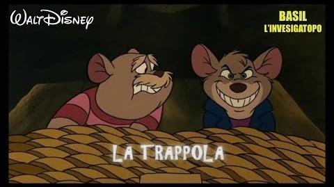 Basil L'Investigatopo - La Trappola - HQ