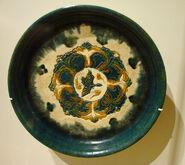 Plat à offrandes Chine Musée Guimet 2418 2