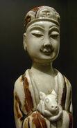 Figurine Zodiaque Musée Guimet 2418