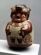 Nazca effigy vessel 3, Museo de América