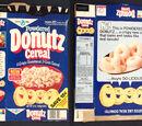 Powdered Donutz