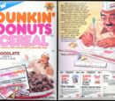 Dunkin' Donuts Cereal