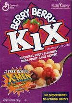 Berry Berry kix