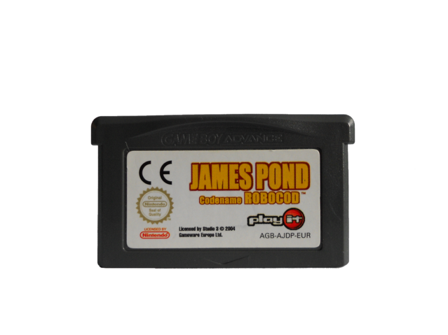 File:James Pond Codename Robocod Game Cartridge.png