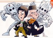 The Tenth Planet comic