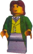 LEGO Eighth Doctor