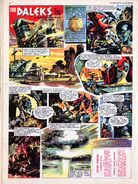 January 1965 TV21 Dalek comic page