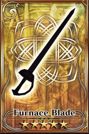 Furnace Blade