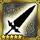 Rusty Sword Icon