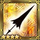 Red Icicle Icon