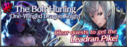 The Bolt Hurling One-Winged Dragon Knight