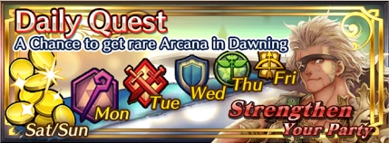 Daily Quests