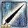 Black Stake Icon