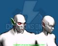Vampire 03 Monstrous (Head Type)