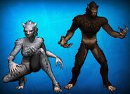 A Halloween Creatures Pack Costume Set Detail 3