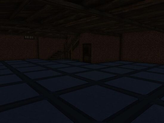 Basement - Floor - Tech - Metal Blue
