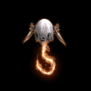 Thanatos Ultimate Legion Baby Form