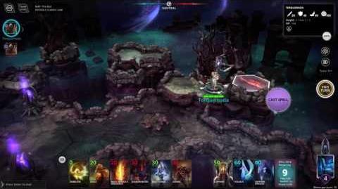 Bloodlust Totem - Casting (Chaos Reborn Wiki)