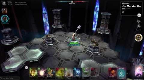 Vampire - Casting (Chaos Reborn Wiki)