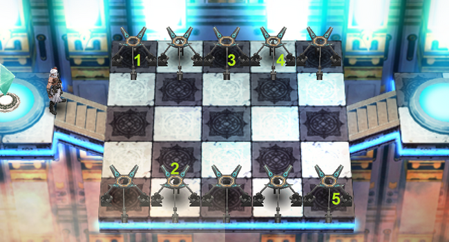 The Dead Draw the Light Puzzle 4 (solution)