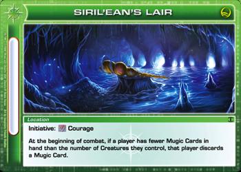 Siril'ean's Lair