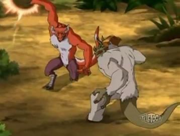 Lone Creature vs Heroic Creature