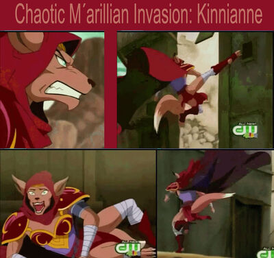 Chaotic Kinnianne 3