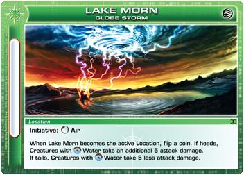 Lake Morn Globe Storm FU 94-100