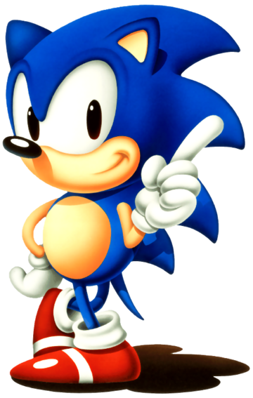 The Real Classic Sonic